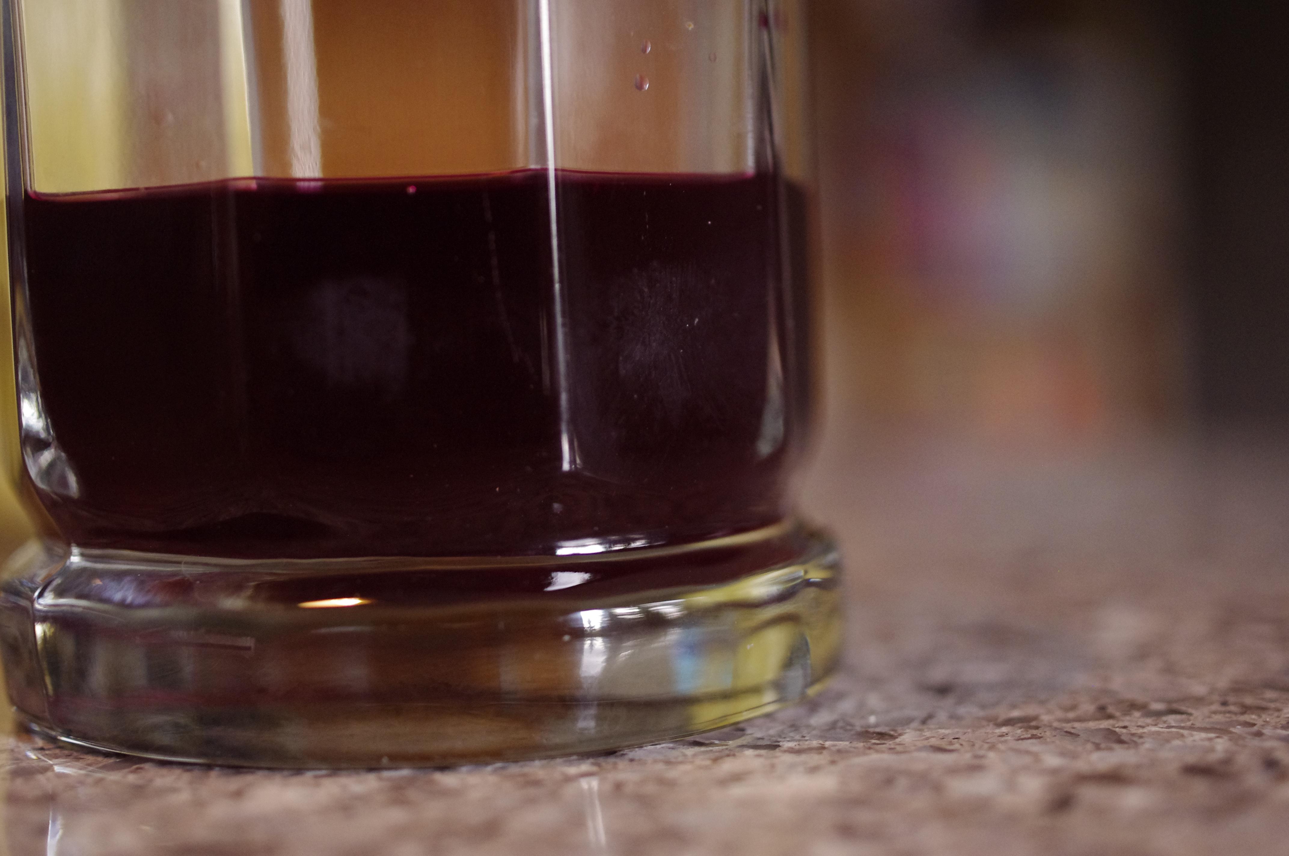 A Cleansing Tonic:  Beet Kvass