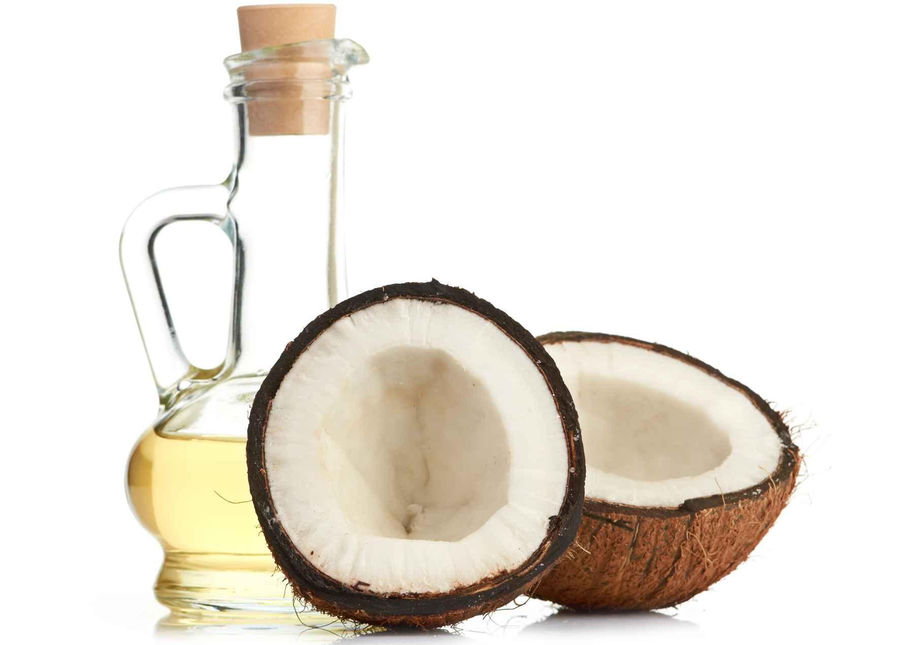 Food Favorite:  Coconut Oil!