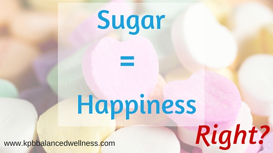Sugar = Happiness, right?