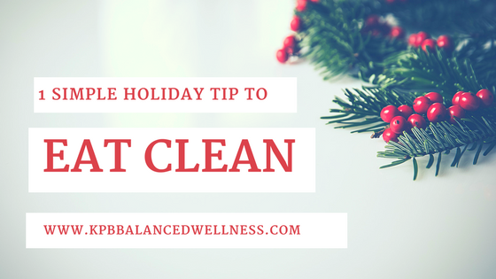 1 Tip for a Happy Belly This Holiday Season