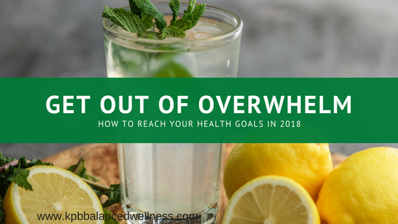 Get Out of Overwhelm